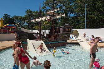 parc aquatique camping ocean