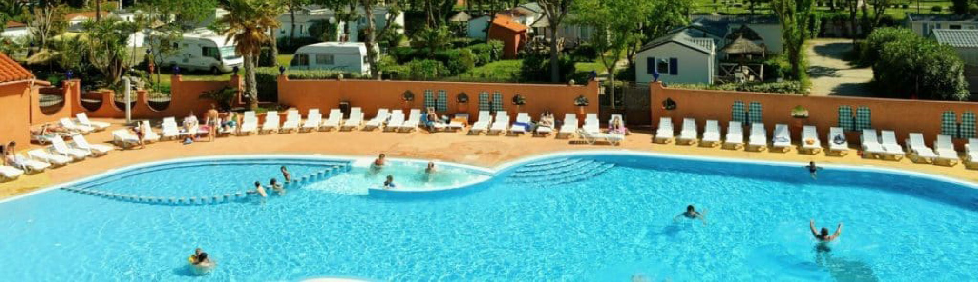camping galets luxe