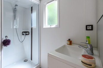 mobil-home confort galets