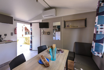 mobil-home cosy galets