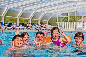 camping luxe piscine ile de ré