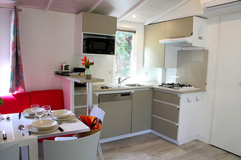 mobil-home luxe 8p champs blancs
