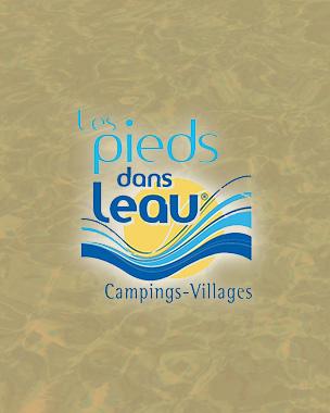 camping pieds dans l'eau parc aquatique