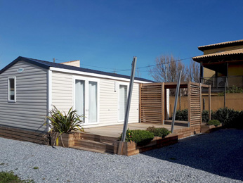 mobil-home monkey robinson luxe