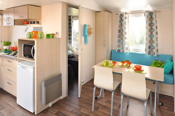 mobil-home playa robinson luxe