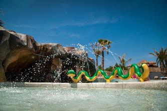 parc aquatique camping luxe robinson